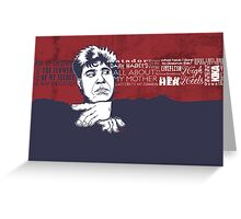 Almodóvar Greeting Card