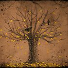 Autumn Tree by EvaBridget