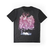 Dreaming Bear  Graphic T-Shirt