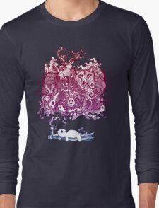 Dreaming Bear  Long Sleeve T-Shirt