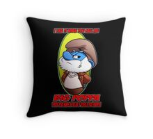 Big Poppa Throw Pillow