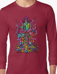 Welcome to Wonderland Long Sleeve T-Shirt