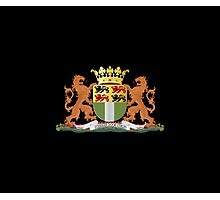 Coat of arms of Rotterdam Photographic Print