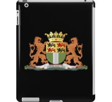 Coat of arms of Rotterdam iPad Case/Skin
