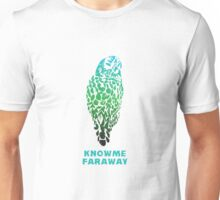 Red Shouldered Hawk Unisex T-Shirt