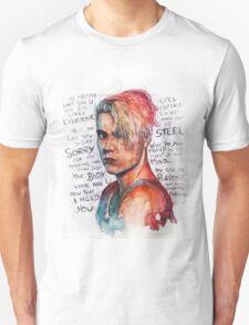 SLICE MY KNEES ( pun intended) Unisex T-Shirt