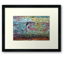 traces of you Framed Print