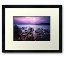 3 minutes at Leas Foot Framed Print
