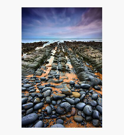 Rocky Road to Nowhere Photographic Print