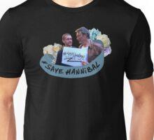 #SaveHannibal Unisex T-Shirt