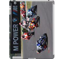Start of the Mugello MotoGP Race 2011 iPad Case/Skin