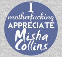 Motherf**king Misha by tripinmidair
