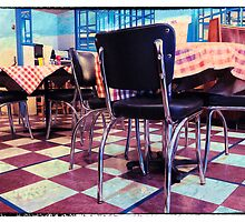 Old  Time Burger Joint by susan stone