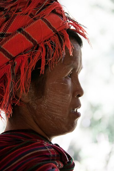 Inle Lake: Hill Tribes by Hege Nolan