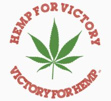 hemp for victory...victory for hemp by mouseman