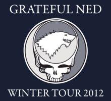 Grateful Ned (Dark) T-Shirt