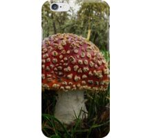 Wild Mushroom #4554RRF iPhone Case/Skin