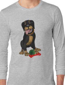 Goofy George  Long Sleeve T-Shirt