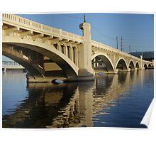 Tempe Bridges Poster