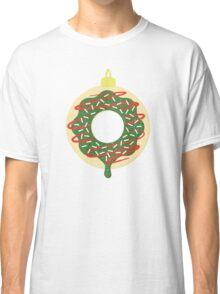 Christmas Doughnut Classic T-Shirt
