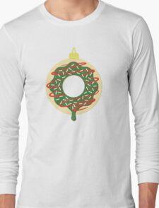 Christmas Doughnut Long Sleeve T-Shirt