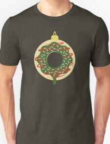 Christmas Doughnut Unisex T-Shirt