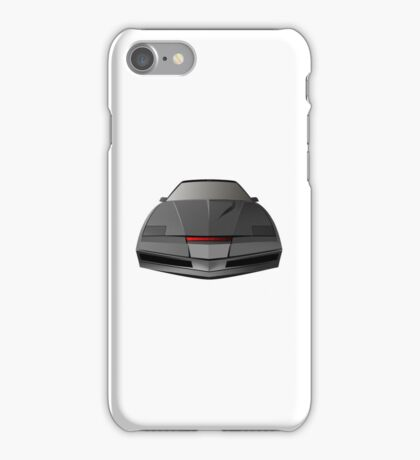 Knight Rider KITT Car  iPhone Case/Skin