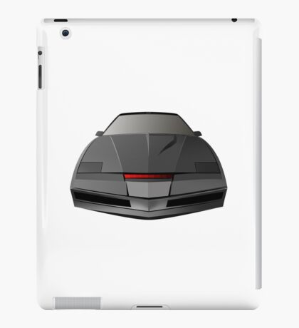 Knight Rider KITT Car  iPad Case/Skin