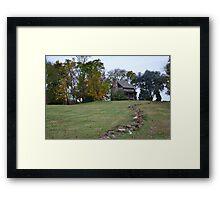 SC Hiking Framed Print