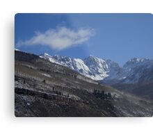 The Gore Range Metal Print