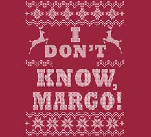 "Christmas Vacation - ""I DON'T KNOW MARGO!"" Long Sleeve T-Shirt"