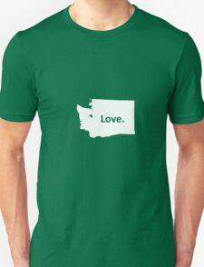 Washington Love T-Shirt