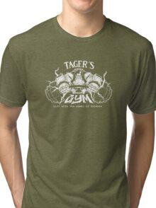 Tager's gym Tri-blend T-Shirt