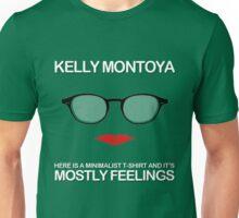 Mostly Feelings Album T-Shirt  Unisex T-Shirt