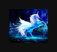 Ghostly Unicorn Unisex T-Shirt