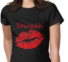 Do Not, at Any Point, Yowz Womens Fitted T-Shirt