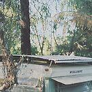 The Caravan Roof by Ben Reynolds