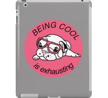 Cool dog iPad Case/Skin
