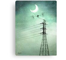 Balance in the Sky Canvas Print