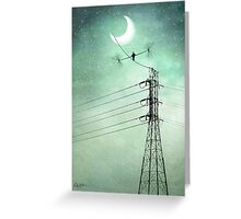 Balance in the Sky Greeting Card