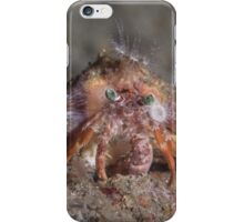Decorated Hermit iPhone Case/Skin