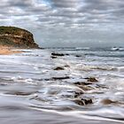 Barwon Heads Back Beach #2 by Leanne Robson