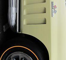 Mellow Yellow 1966 Corvette Stingray 2 by ArtShopEtc