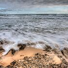 Barwon Heads Back Beach #3 by Leanne Robson