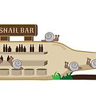 The Snail Bar by designerjam