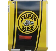 Dodge Super Bee 1 iPad Case/Skin