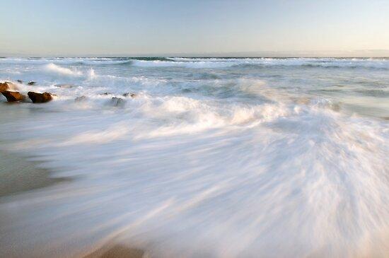 Barwon Heads Back Beach #7 by Leanne Robson
