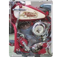 Harley Davidson Classic iPad Case/Skin