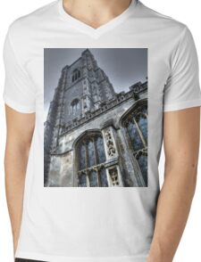 Gothic Mens V-Neck T-Shirt
