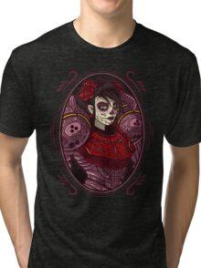 Dia de los Metroides Tri-blend T-Shirt